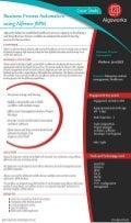 Alfresco business process management
