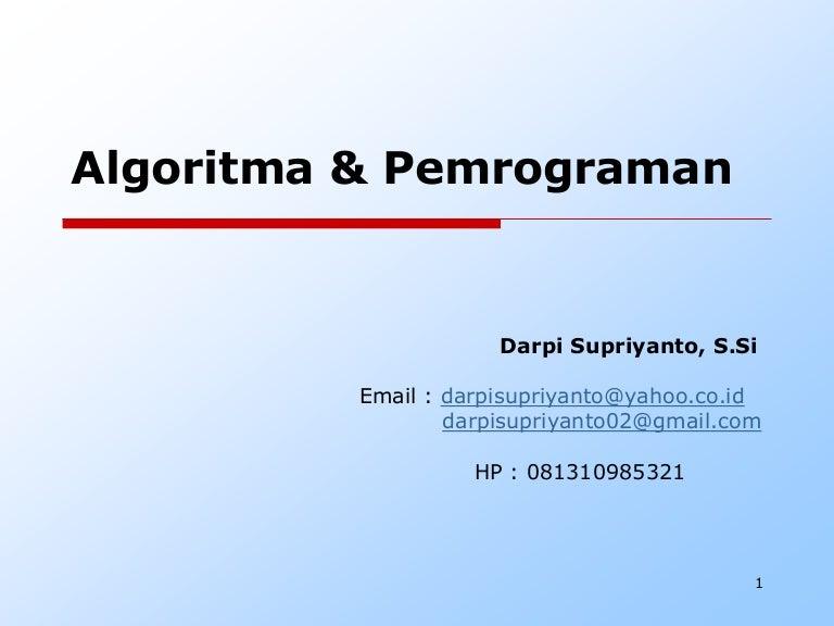 Algoritma Powerpoint