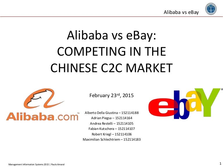 alibaba taobao business model Alibaba's business model - how the ecommerce giant makes money jack ma launched alibaba in 1999 it is the world's largest ecommerce company and is a mashup of amazon, paypal and ebay with an even broader scope.