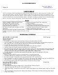 ali khosrowzadeh ah drilling resume after - Drilling Engineer Sample Resume