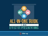 All-In-One Guide to Creating Effective Presentations