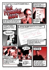 All About Net Promoter Comic