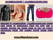 AllegroLuxury | AllegroLuxury.com | Allegro Luxury -  Your Fashion Guide, Checkout Trendy Items Now !