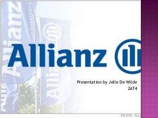 Allianz financial information