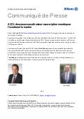 Allianz gcs communiqué de presse nominations
