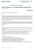 The internationalisation of allied irish banks case study