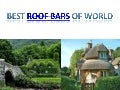 Top 10 Roof Bars