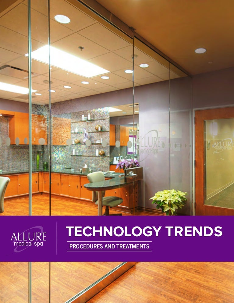 Allure Medical Spa Technology Trends