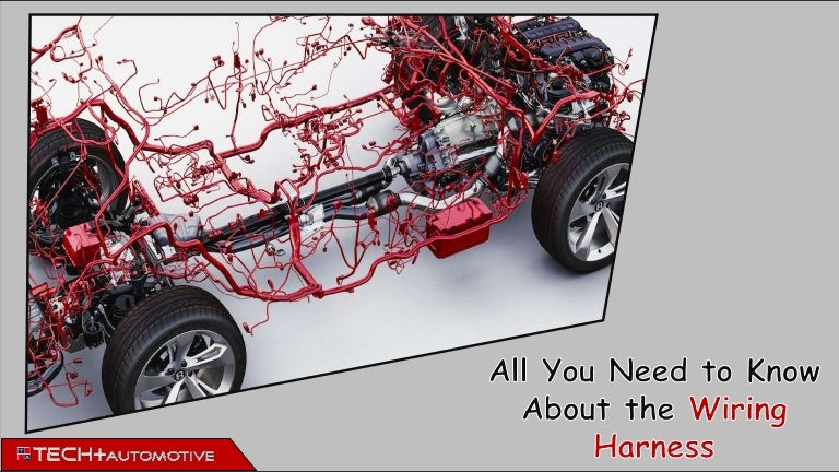 All You Need To Know About The Wiring Harness