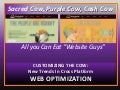 Customizing the Cow: New Trends in Cross Platform Web Optimization by Justin Hartzman and Jeremy Poriah from All You Can Eat Website