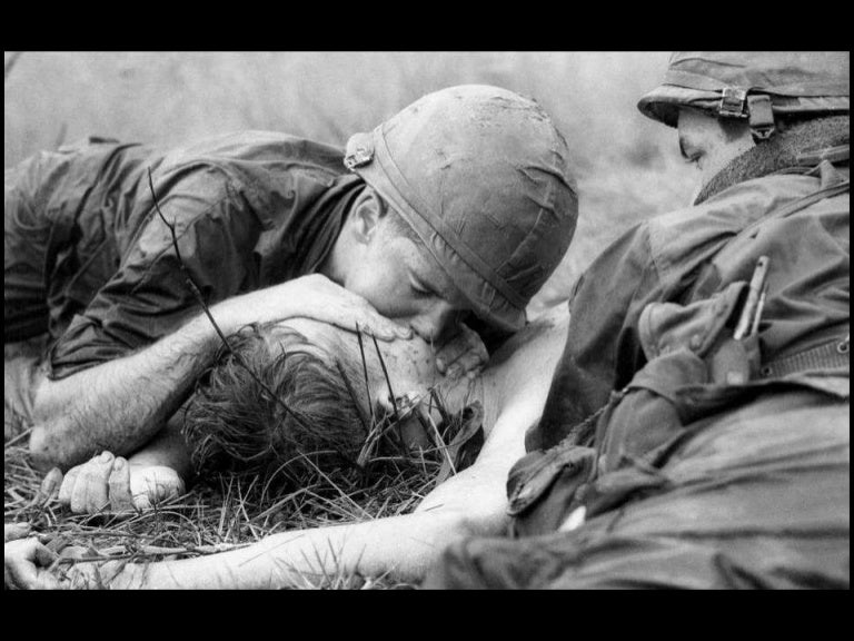 A look back at the vietnam war on the 35th anniversary of