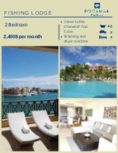 Properties for Rent in Cap Cana