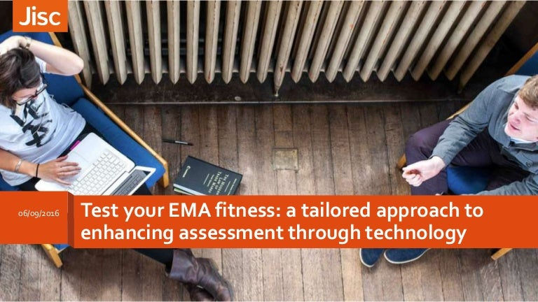 Test your EMA fitness
