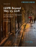 [REPORT PREVIEW] GDPR Beyond May 25, 2018