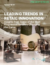 [REPORT PREVIEW] Leading Trends in Retail Innovation