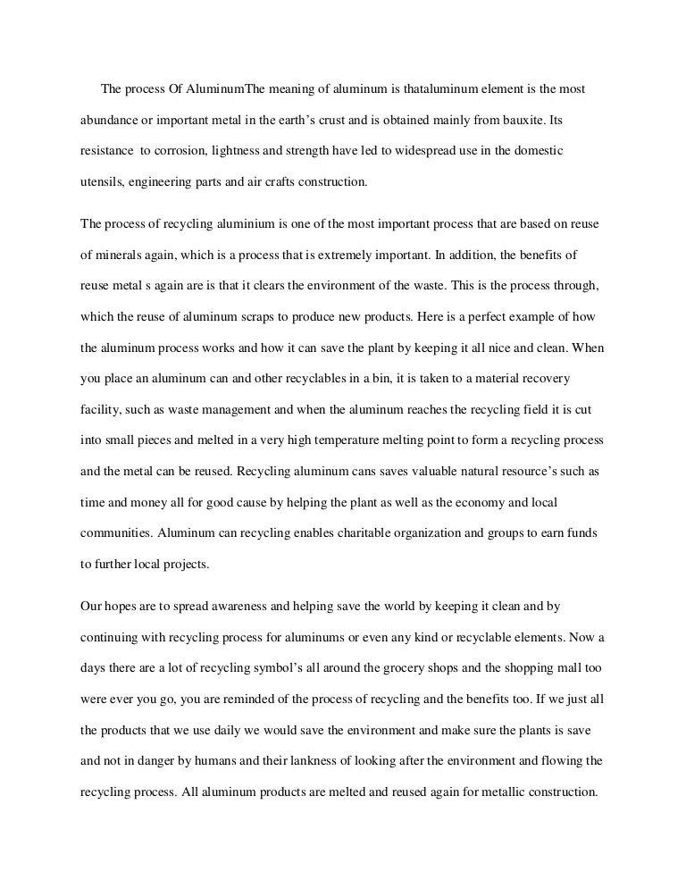waste management essay