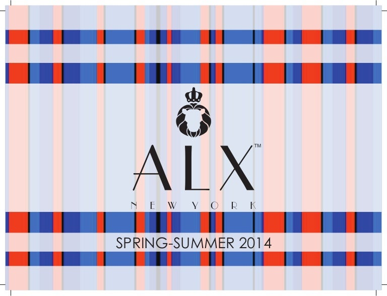 ALX NEW YORK SS 14 Collection T Shirts Part 1