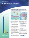 PhRMA Report 2012: Medicines in Development for Alzheimers