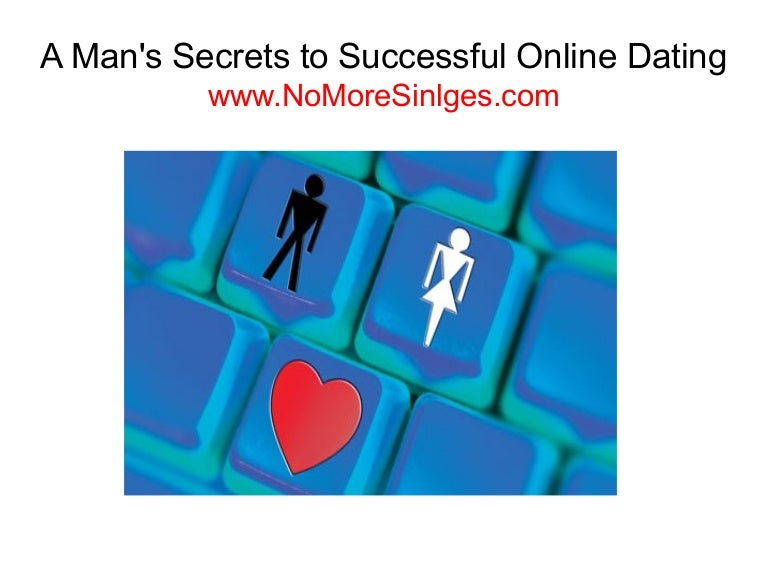 Secrets of successful online dating