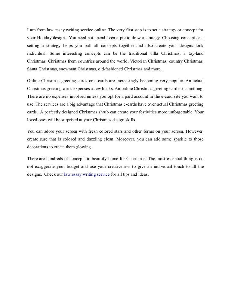 amazing christmas gift ideas in law essay writing service