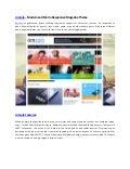 Amazola – modern and metro responsive magazine theme
