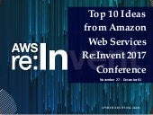 Amazon Web Services (AWS) Presentation