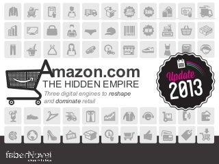 Amazon.com: the Hidden Empire - Update 2013