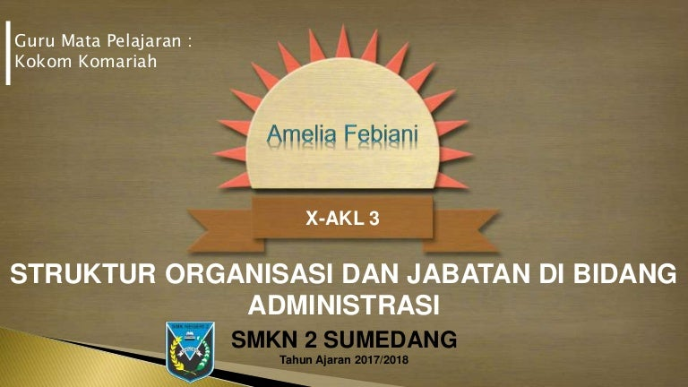 Contoh Soal Administrasi Umum Kelas 10