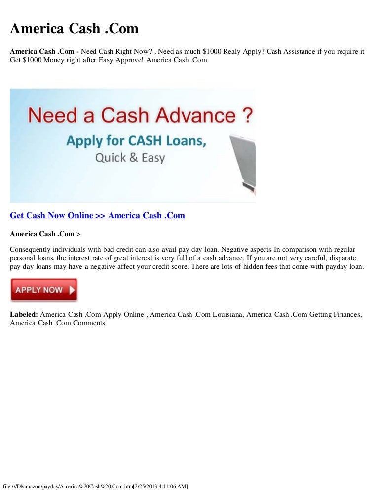 Cash advance powhatan va photo 10