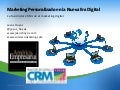 America Empresarial - Marketing Digital y CRM - Congreso CRM 2013