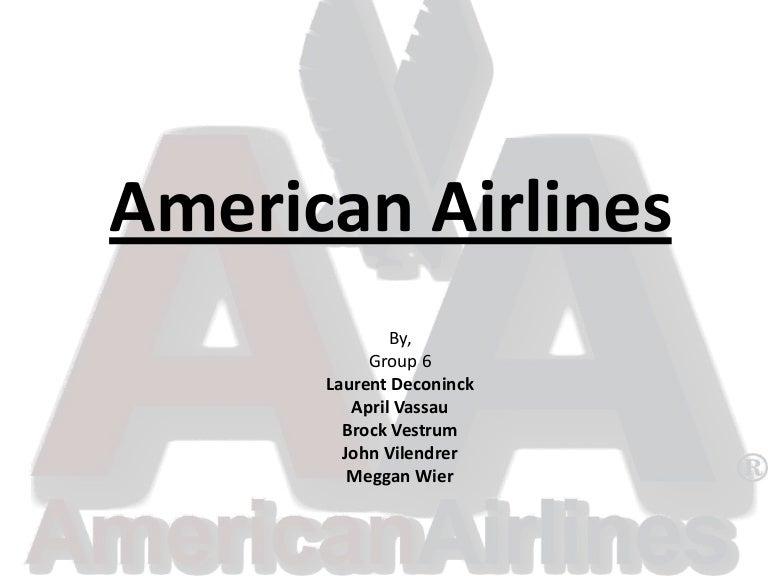 Airlines presentation american airlines presentation toneelgroepblik Images