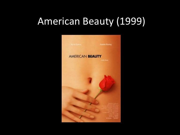 American Beauty 1999 Gerardo M