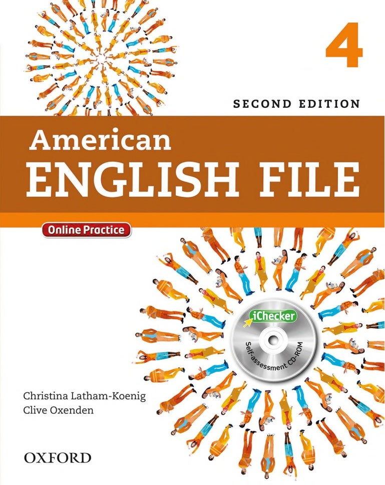 American english file 4 student book second edition fandeluxe Images