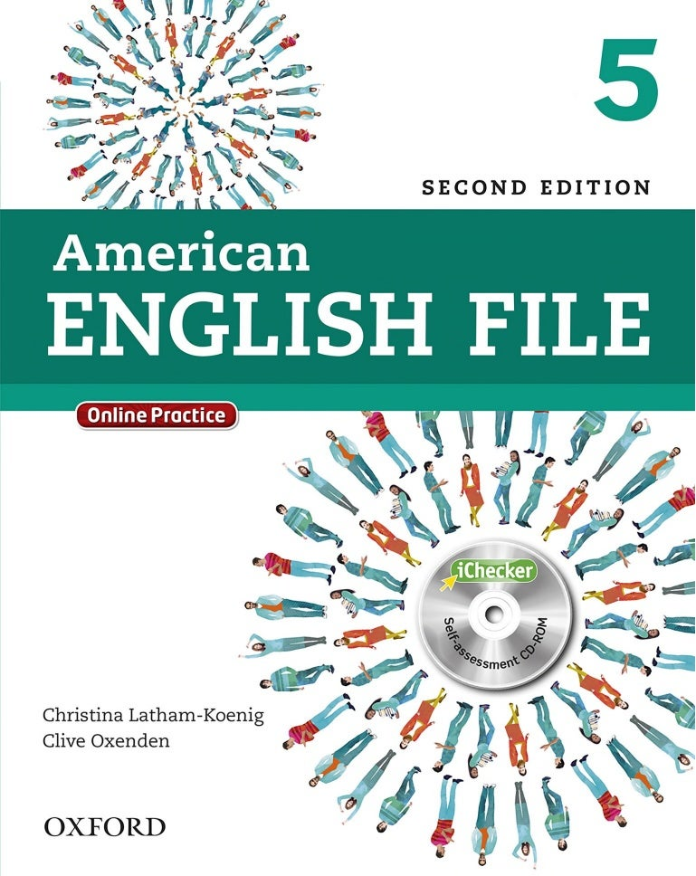 American English File 5 Student Book Second Edition