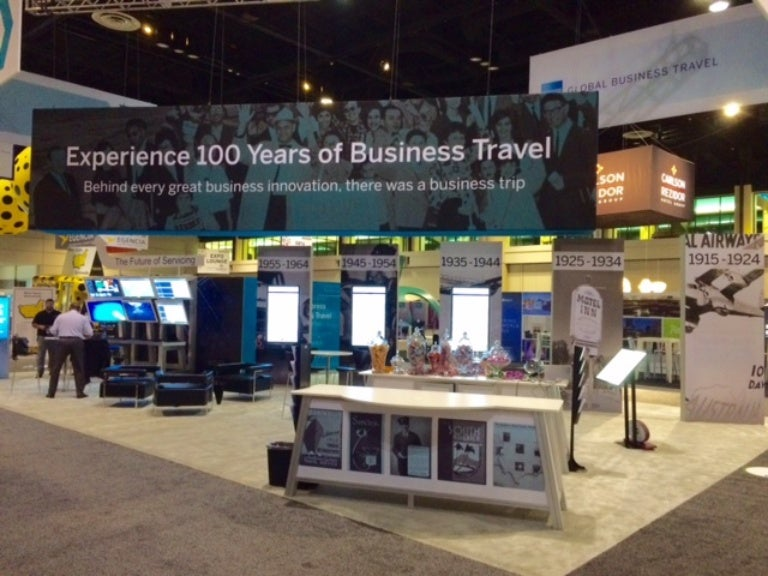 American Express Global Business Travel Celebrates 100 Years of Busin…
