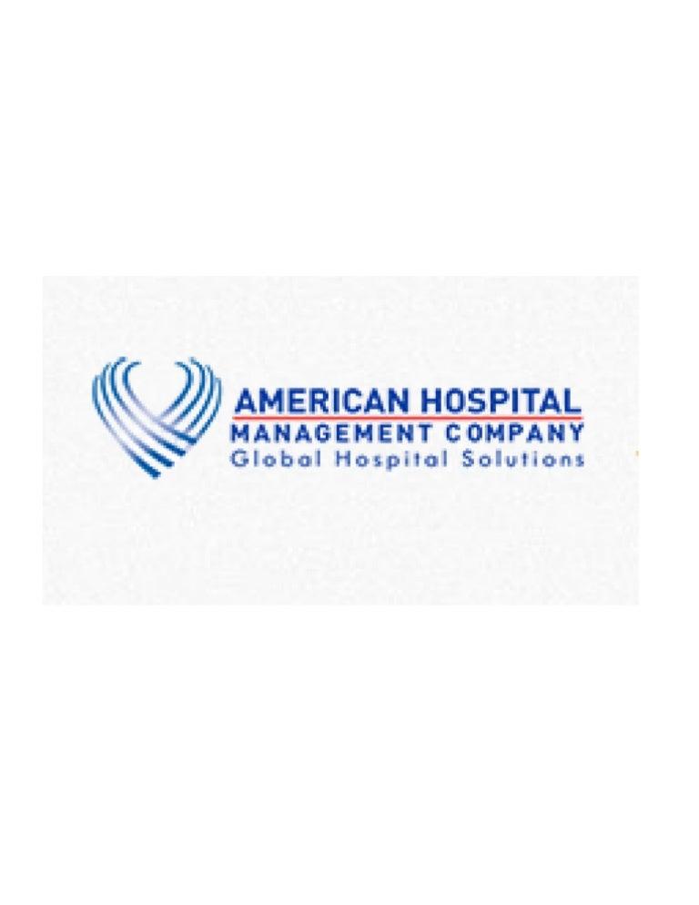 American Hospital Management logo