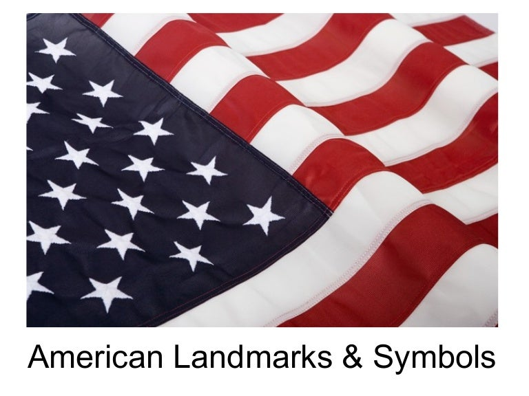 American Landmarks And Symbols