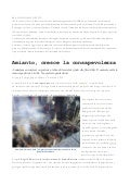 Amianto - Cresce la consapevolezza (dossier)