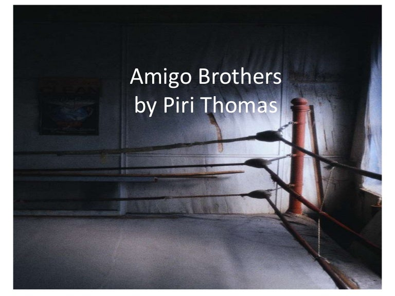 Amigo brothers vocabulary – Amigo Brothers Worksheets