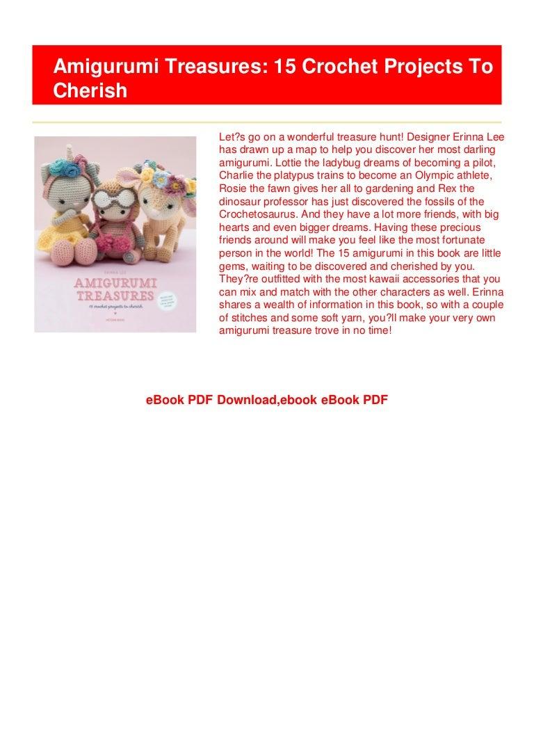 Free beginner's guide to crochet amigurumi | FreshStitches | 1087x768