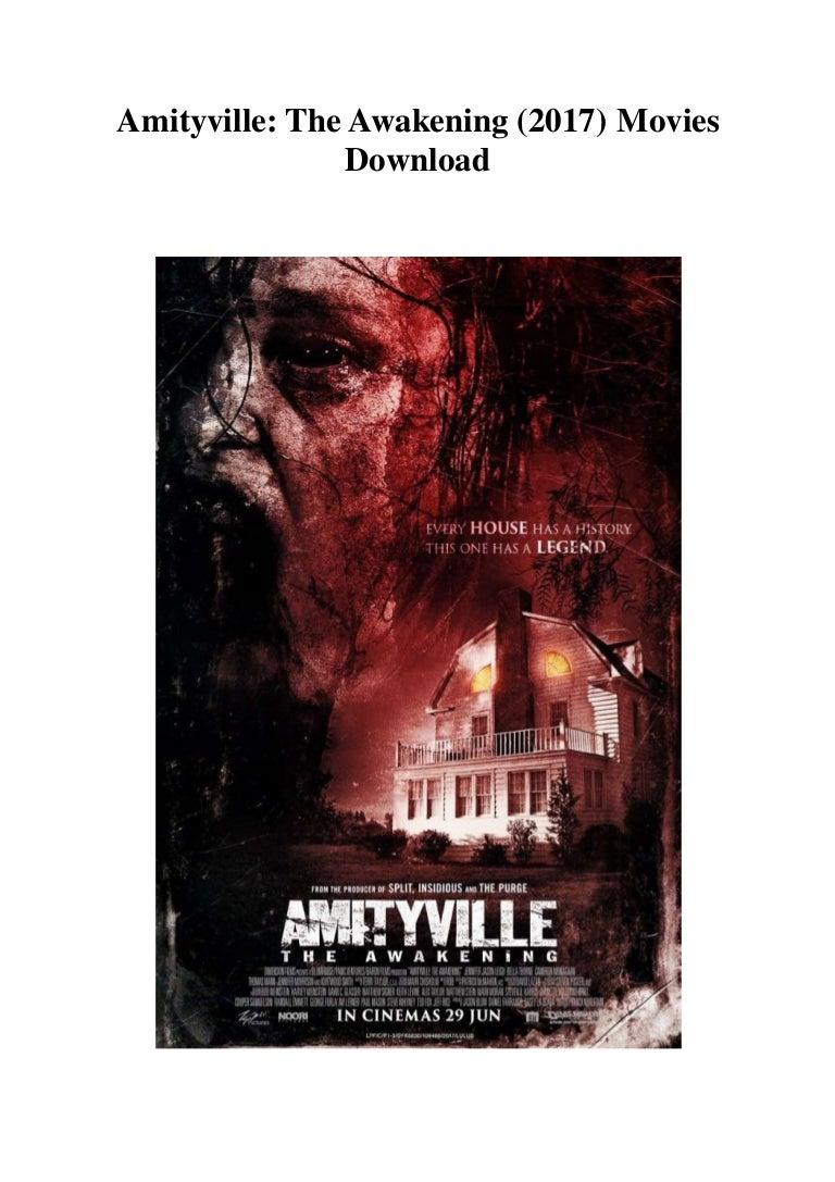 Amityville the awakening (2017) movies download online free.