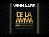MWG AMMA Awards 2013 Winnaars