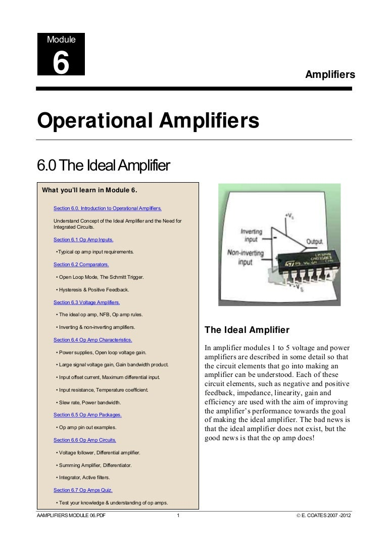 Op Amp Its Characteristics Practical Inverting Amplifier Using 741