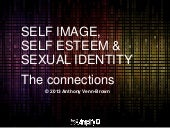 Self image, self esteem and sexual identity - Amplify Conference Hong Kong 2013