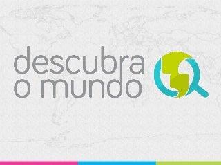 Webinar América do Sul - Descubra o Mundo Intercâmbios