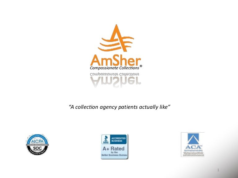 Amsher Compassionate Collections