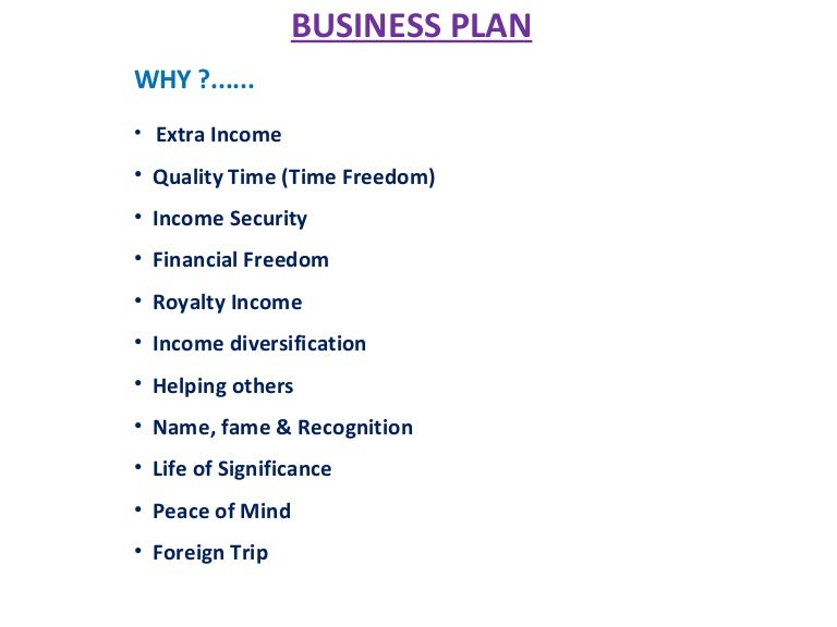 amway india bww business plan