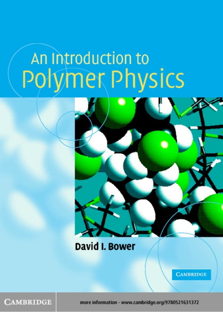 An introduction to polymer physics fandeluxe Images