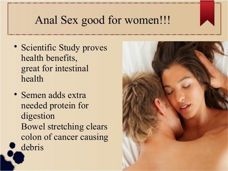 Anal sex app