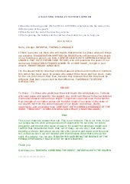 Lenins april thesis